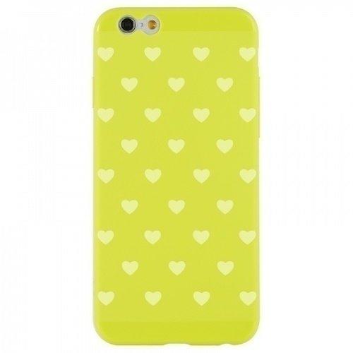 "Чехол накладка для iPhone 6/6S ""Tasty"", светло-зеленый"