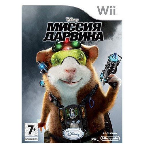 """Игра для Wii """"Миссия Дарвина"""""""