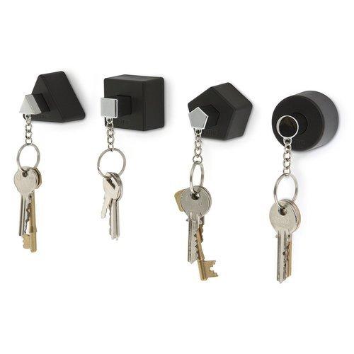 Настенные держатели для ключей с брелоками Shapes браслет с брелоками other