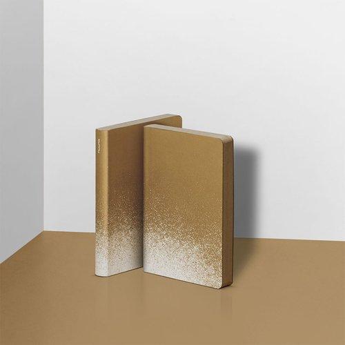 Блокнот Золотой дождь золотистый малый благовония hem gold rain золотой дождь 8 палочек