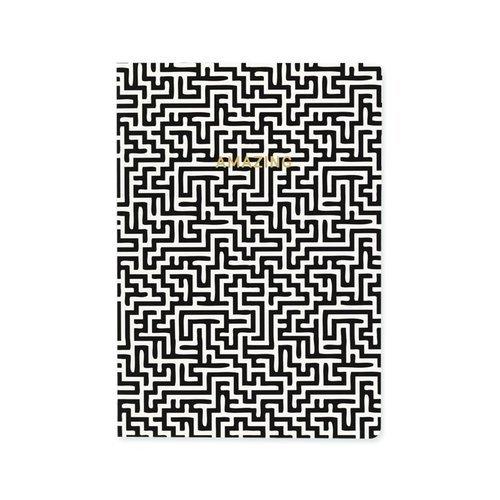 "Блокнот ""Монохром. Лабиринт"" А5, 96 листов"