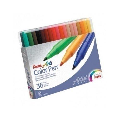 """Фломастеры """"Color Pen"""", 36 цветов"""