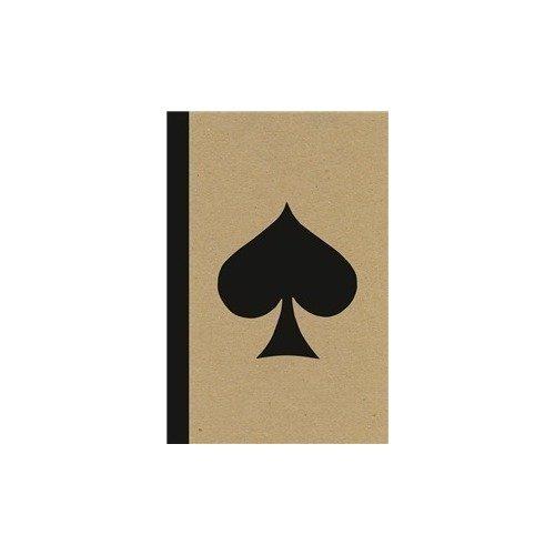 Блокнот нелинованный Couleur Pique А6 single pique victoria single pique