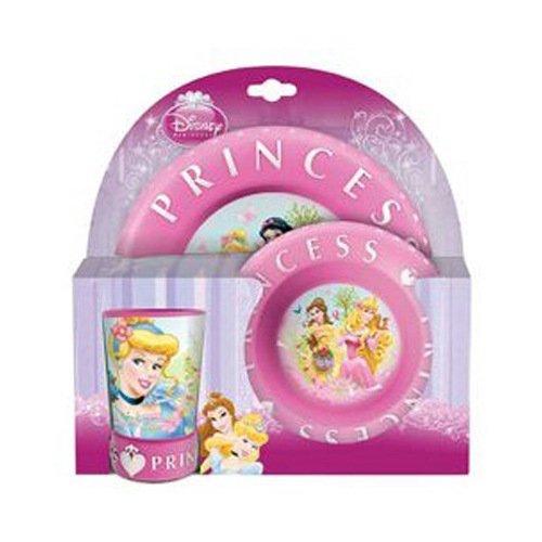Набор пластиковойпосуды Принцессы