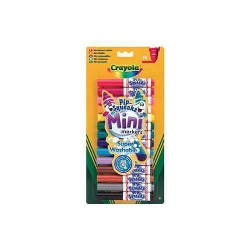 Набор смываемых мини-маркеров, 14 цветов