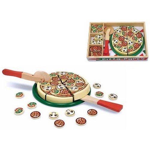 Набор Вечеринка с пиццей аппарат для напитков готовь и играй