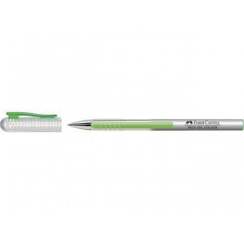 Гелевая ручка True Gel 07 мм салатовая