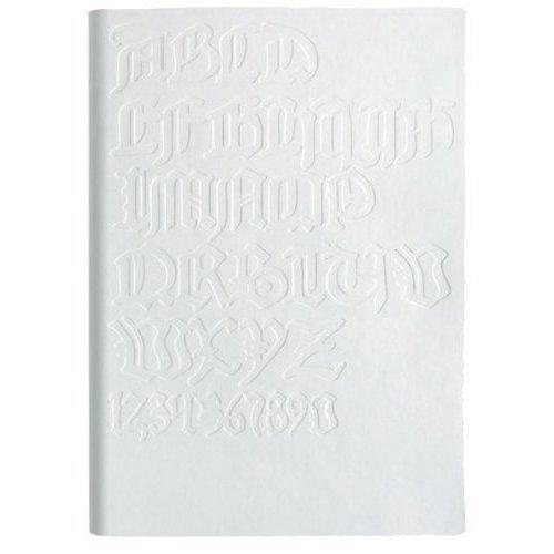 "Блокнот ""Tai White / Gutenberg bibel"" А5 белый"