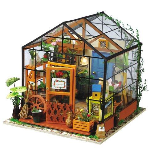 Фото - Интерьерный конструктор для творчества Kathy's green house интерьерный конструктор для творчества счастливый турист