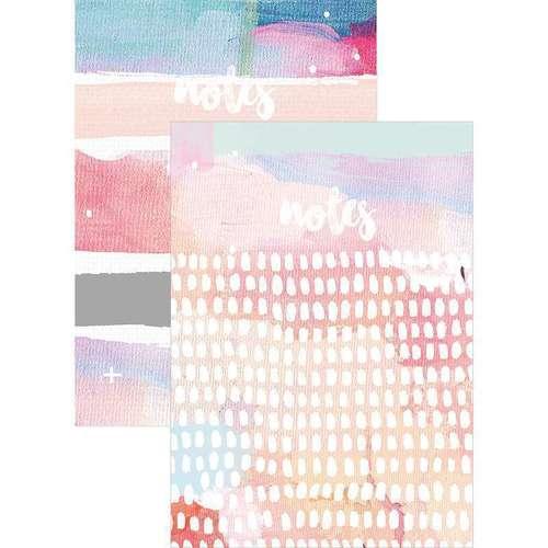 Блокнот нелинованный А6, 60 стр., в ассортименте 1toy жвачка для рук мелкие пакости цвет красный 40 г