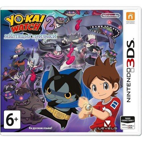 "Игра 3DS на картридже ""Yo-kai Watch 2. Мыслящие призраки"""