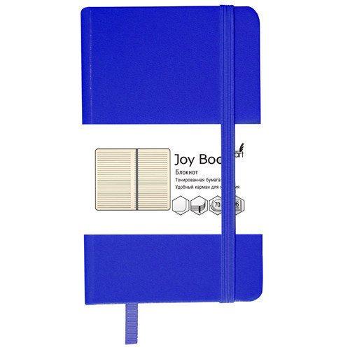 Блокнот Joy Book А5 в линейку синий блокнот joy book а5 96 листов в линейку голубой