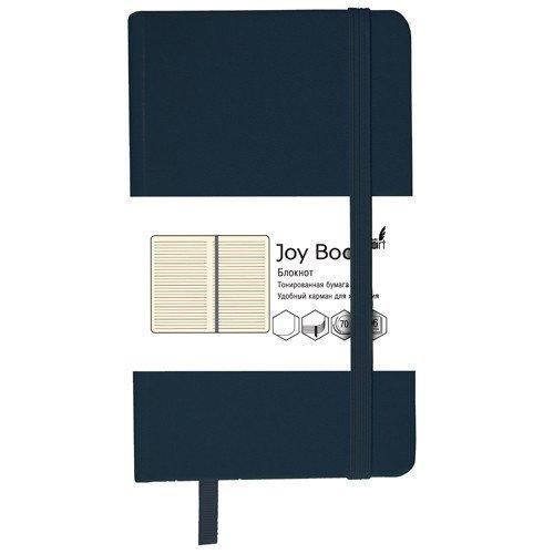 Блокнот Joy Book А5 в линейку черный блокнот joy book а5 96 листов в линейку голубой