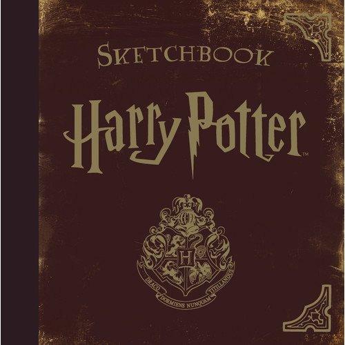 Скетчбук Гарри Поттер, 60 листов