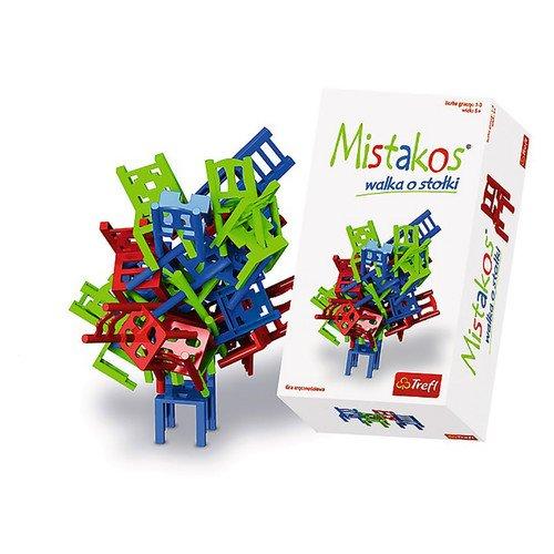 Игра Мистакос детские табуретки фото