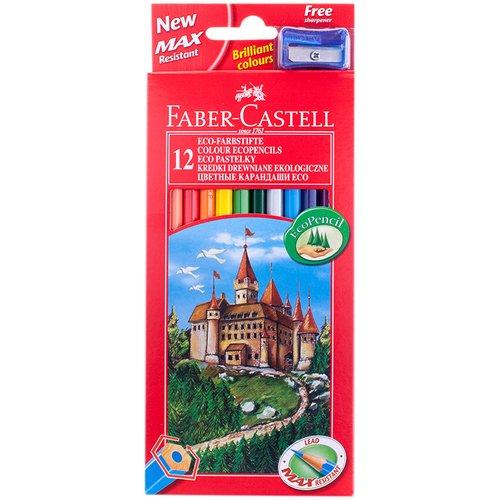 "цены на Карандаши ""Замок"", 12 цветов + точилка  в интернет-магазинах"