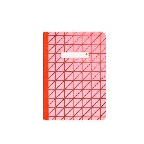 Блокнот нелинованный А6, 40 листов, розовый santoro london блокнот sugar and spice 40 листов формат а6