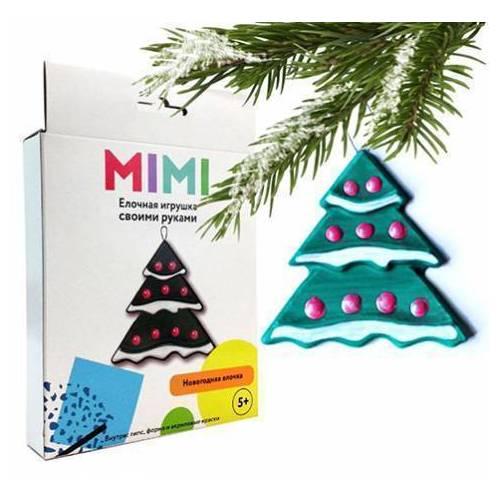 Купить Набор Новогодняя елочка , MiMi, Наборы для творчества