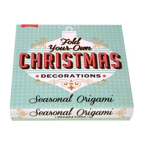 "Набор оригами ""Christmas"""