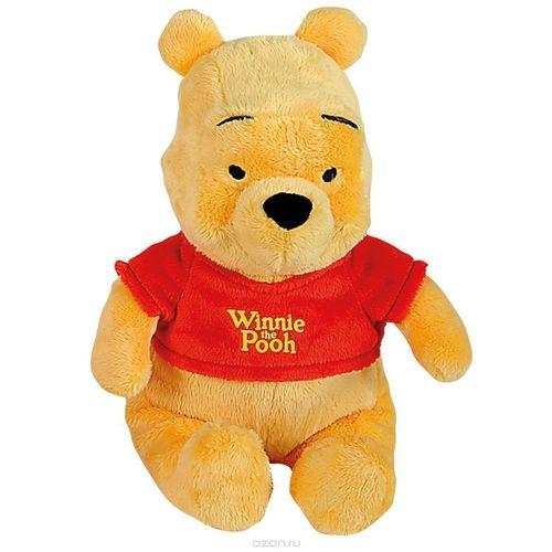 Мягкая игрушка Медвежонок Винни, 25 см nicotoy мягкая игрушка медвежонок винни 35 см