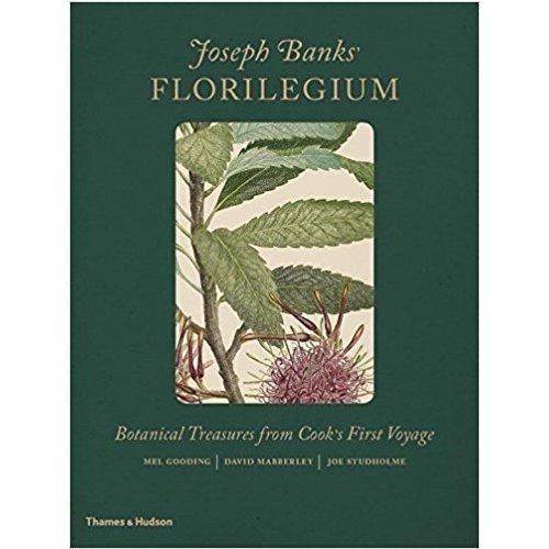 Joseph Banks' Florilegium: Botanical Treasures from Cook's First Voyage leanne banks underfoot