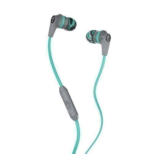"""Наушники """"INKD 2.0 In-Ear W/Mic"""" Gray / Mint"""