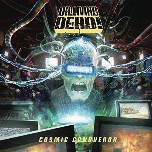 Dr. Living Dead! / Cosmic Conqueror living dead dolls series20 days of the dead el luchador muerto variant