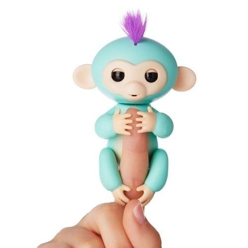 Купить Интерактивная обезьянка Зоя , зеленая, WowWee, Интерактивные игрушки