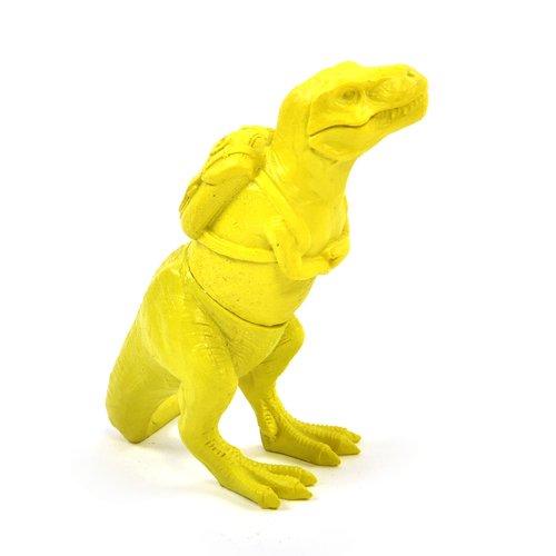 Текстовыделитель T-Rex, желтый зарядное устройство align t rex 100 s x