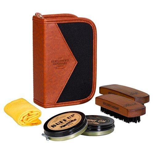 Набор для ухода за обувью Buffed & Polished набор для ухода за обувью magic home 4 предмета 40917