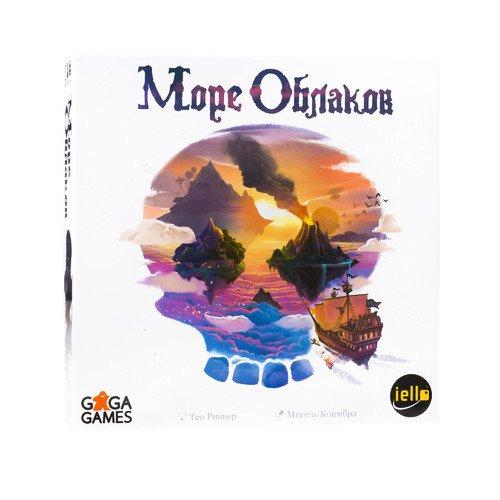 Настольная игра Море Облаков настольная игра gaga games для вечеринки море облаков