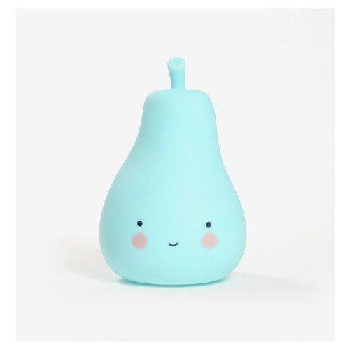 Настольная лампа Pear, голубая лампа настольная ens цветочный каприз 14 21 см