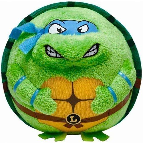цена на Мягкая игрушка Черепашка-ниндзя Леонардо, 12 см
