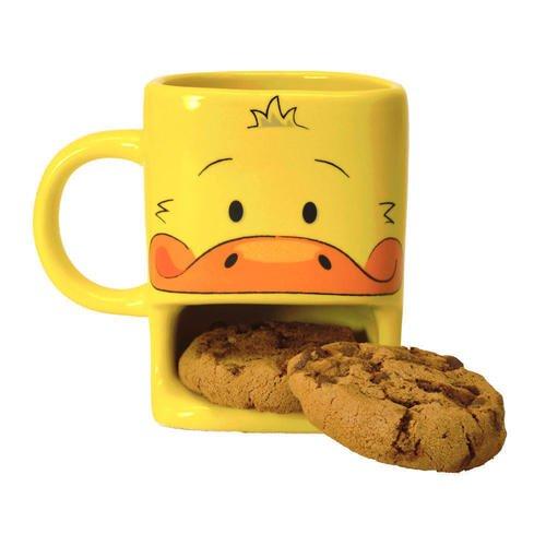 "цена на Кружка керамическая ""Cookie Cup - Duck "", 250 мл"
