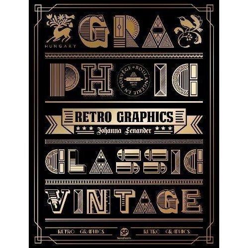 Retro Graphics retro sequins beads design clutch