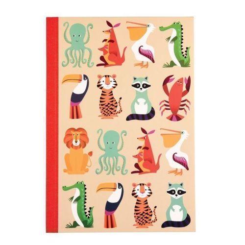 Тетрадь Colourful Creatures А5 sew sweet creatures