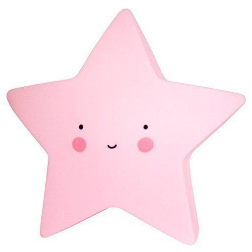 Настольная лампа Star, розовая лампа настольная школьник s 230 розовая