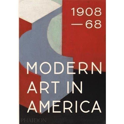 купить Modern Art in America 1908-68 недорого