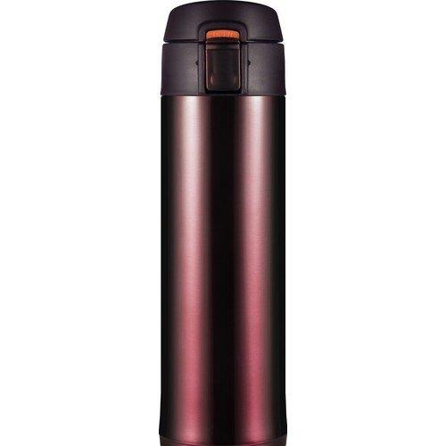Термос Quick Open 2, коричневый металлик, 480 мл термостакан quick open 2 0 коричневый металлик 480мл