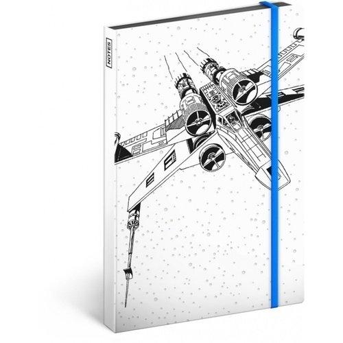"""Блокнот """"Звездные войны"""" А5 нелинованный"""