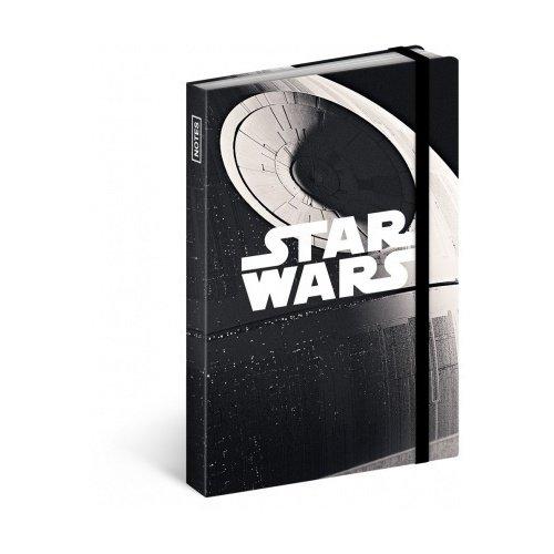 Блокнот Звездные войны. Звезда смерти в линейку