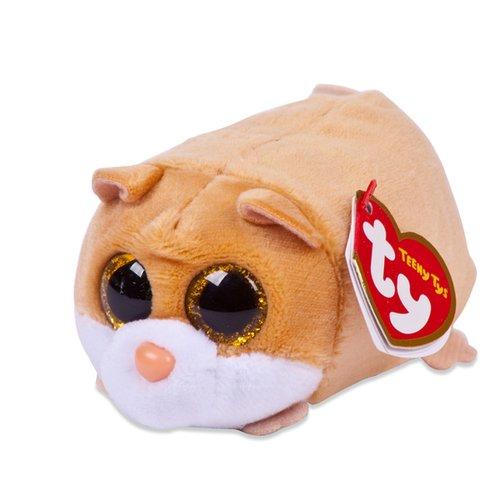 Фото - Мягкая игрушка Хомяк Peewee, 10 см ty teeny tys мягкая игрушка щенок candy 10 см