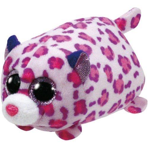 """Мягкая игрушка """"Леопард"""", 10 см tuffy супер прочная игрушка для собак кость розовый леопард прочность 9 10 ultimate bone pink leo"""