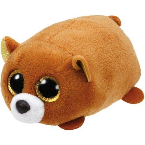 Фото - Мягкая игрушка Медведь, 10 см ty teeny tys мягкая игрушка щенок candy 10 см
