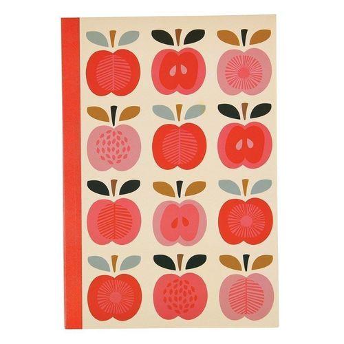 """Блокнот """"Vintage apple"""" А5, 30 листов, в линейку"""