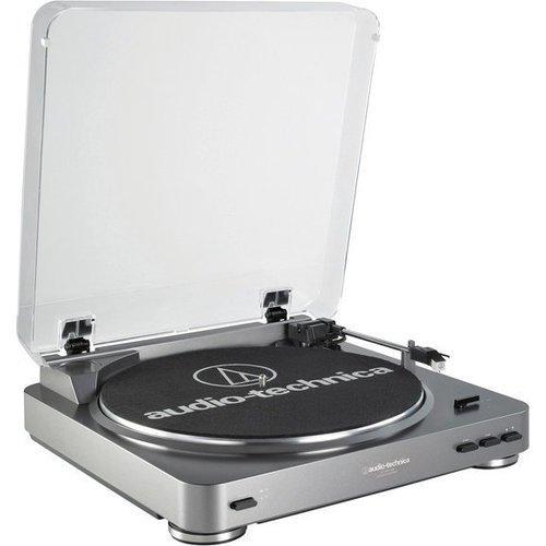 Виниловый проигрыватель AT-LP60-USB проигрыватель виниловых дисков audio technica at lp1240 usb