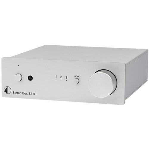 Интегральный усилитель STEREO BOX S2 BT hifi bluetooth 4 2 stereo audio receiver box csr64215 digital amplifier board r179 drop shipping