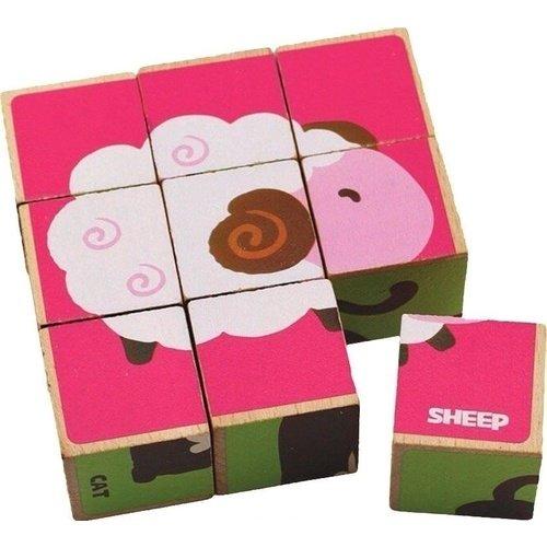 Кубики Домашние Животные фигурки животных играем вместе рассказы о животных домашние животные