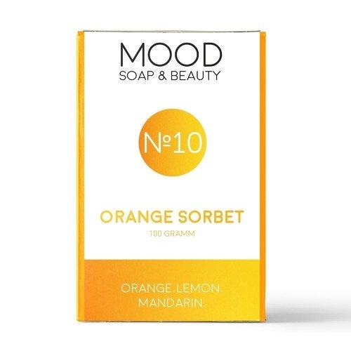 Мыло № 10 Orange Sorbet препарат мосагроген натрия хлорид 0 9