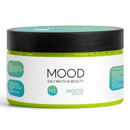 "Натуральная соль для ванн ""№ 1 Mojito"" недорого"